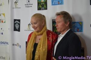 SallyKirkland&JohnSavage at NewMediaFF