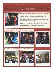 colin created festival fun