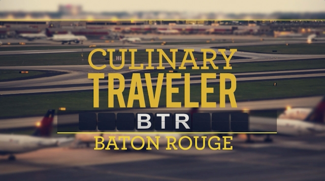 The Culinary Traveler